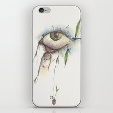 I wanna see You more clearly... iPhone & iPod Skin