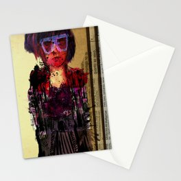 AA Girl Stationery Cards