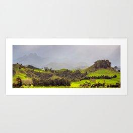 Greensward Art Print