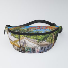 The Six Toed Cat Cafe Fanny Pack