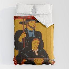 Vintage poster - Pennsylvania Comforters
