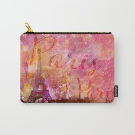If you love Paris Carry-All Pouch