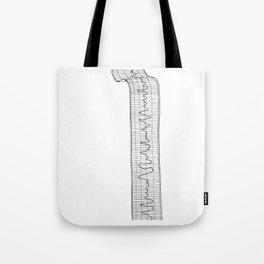 3% of battery. Tote Bag