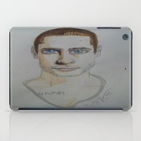jared leto iPad Cases featuring Jared Leto. by TheArtOfFaithAsylum
