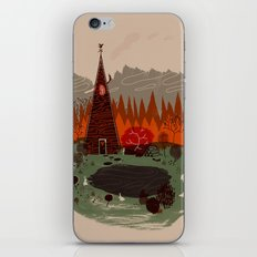 For Me Not For You iPhone & iPod Skin