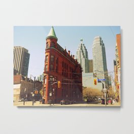 uniqueness of downtown Metal Print