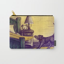 Wake Up Dog Carry-All Pouch