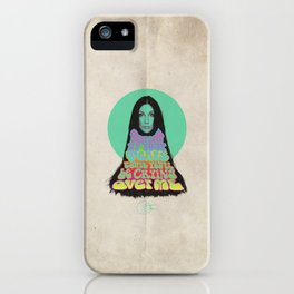Save Up All Your Tears iPhone Case