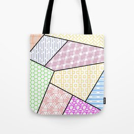 Hatches in Color Tote Bag
