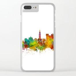 Erlangen Germany Skyline Clear iPhone Case