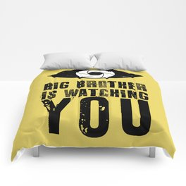 Big Brother is Watching YOU! Comforters