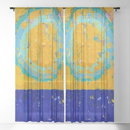 turntable #020430192200 Sheer Curtain