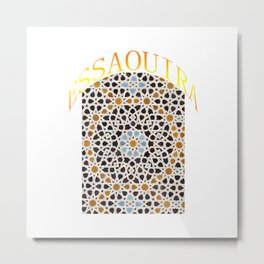 Essaouira decoration Metal Print