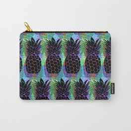 Tropical Pineapple Carry-All Pouch