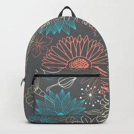 Grey Dreams Backpack