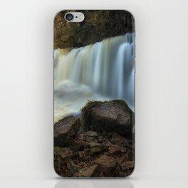 Sgwd Isaf Clun-gwyn Falls iPhone Skin