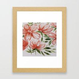 Rosie Night Framed Art Print