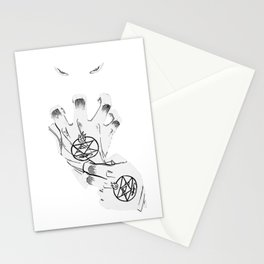 FMA Roy Mustang Stationery Cards