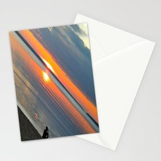Silver Lake Sunset  Stationery Cards