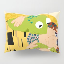 Klimt muppets Pillow Sham