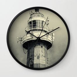 The Old Lighthouse II Wall Clock