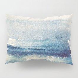 Abstract Seascape Pillow Sham