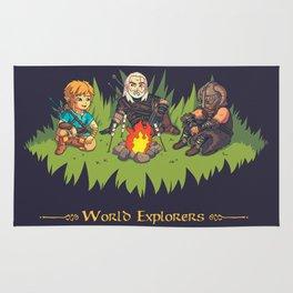 World Explorers Rug
