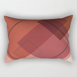 Screens Blush 01 Rectangular Pillow