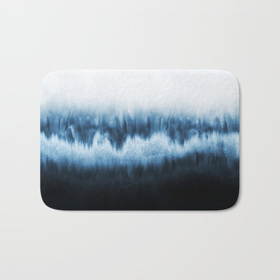 Forest of frost Bath Mat