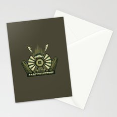 Avatar Nations Series - Earth Kingdom Stationery Cards