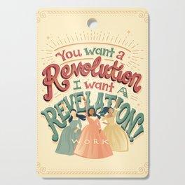Revelation Cutting Board