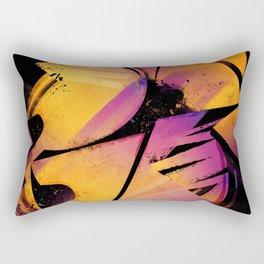 B--Abstract Rectangular Pillow