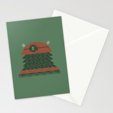 Exterminate (Doctor Who) Stationery Cards