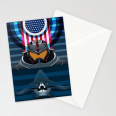 Pacific Rim, Jaws edition Stationery Cards