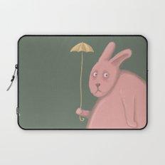 Sad Bunny  Laptop Sleeve