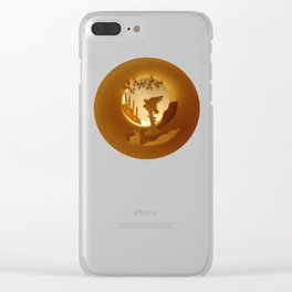 Far North. Owl (Grand Nord. Chouette) Clear iPhone Case