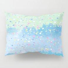 Spring Splatter Pillow Sham