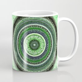 Living Forest Mandala Coffee Mug