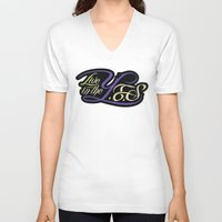 inception V-neck T-shirts featuring YES InCEPTIOn by LiveInTheYES