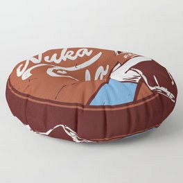 Nuka Cola Fallout drink Floor Pillow