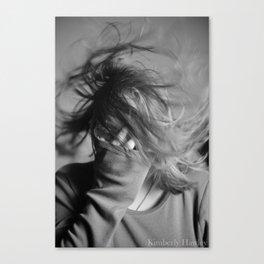 Wind Canvas Print