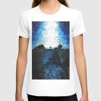 interstellar T-shirts featuring Interstellar by LucioL
