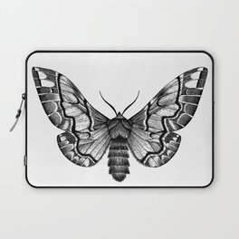 Endromis versicolora Laptop Sleeve