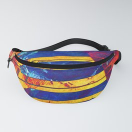 Piano Art Fanny Pack
