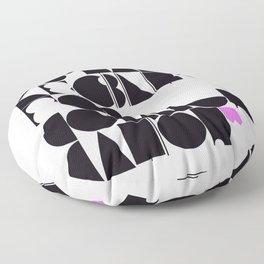 Don't mistake legibility for communication Floor Pillow