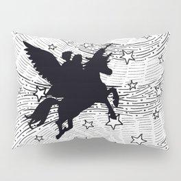 Flight of the alicorn Pillow Sham