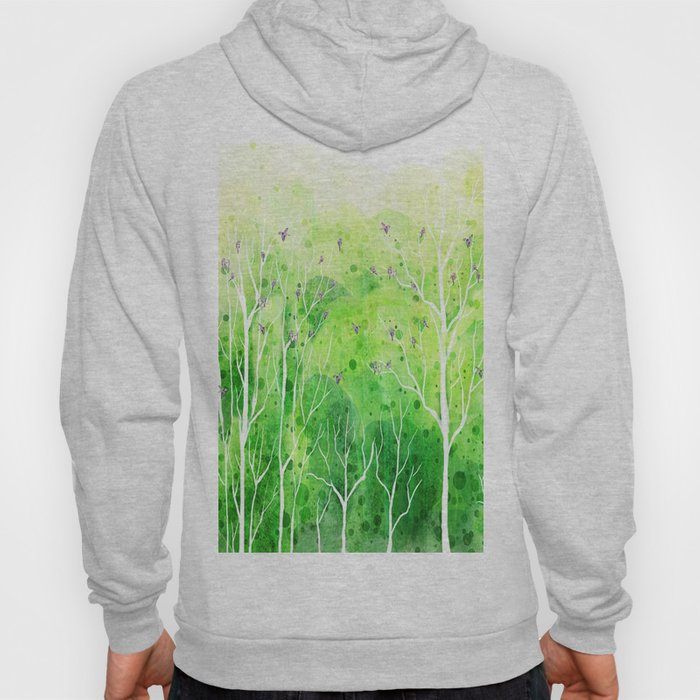 Beautiful Forest Hoody