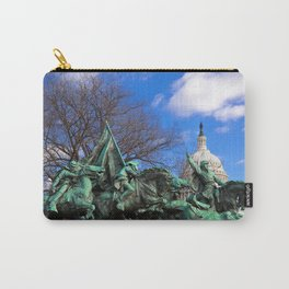 Ulysses S Grant Memorial Carry-All Pouch