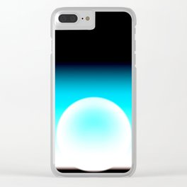 The circle VIII Clear iPhone Case