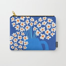 Abstraction_FLORAL_Blossom_001 Carry-All Pouch